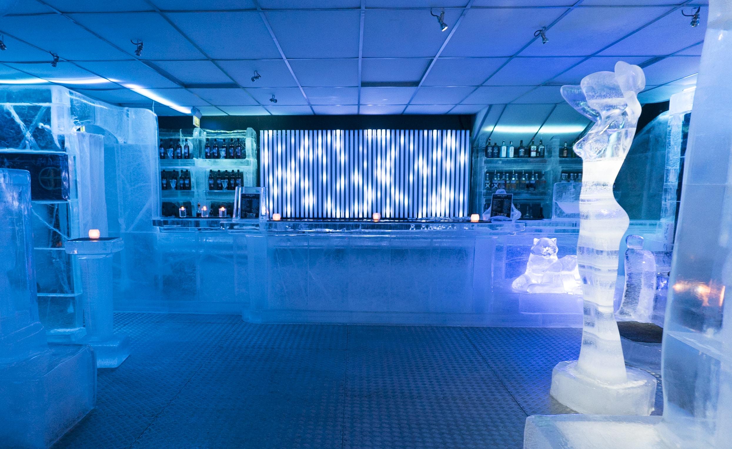 Magic Ice Bar Oslo - A Unique Attraction