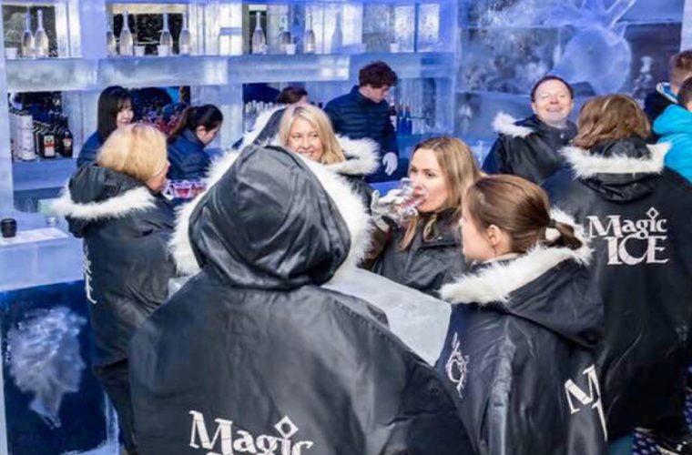 The Magic Ice Concept Magic Ice